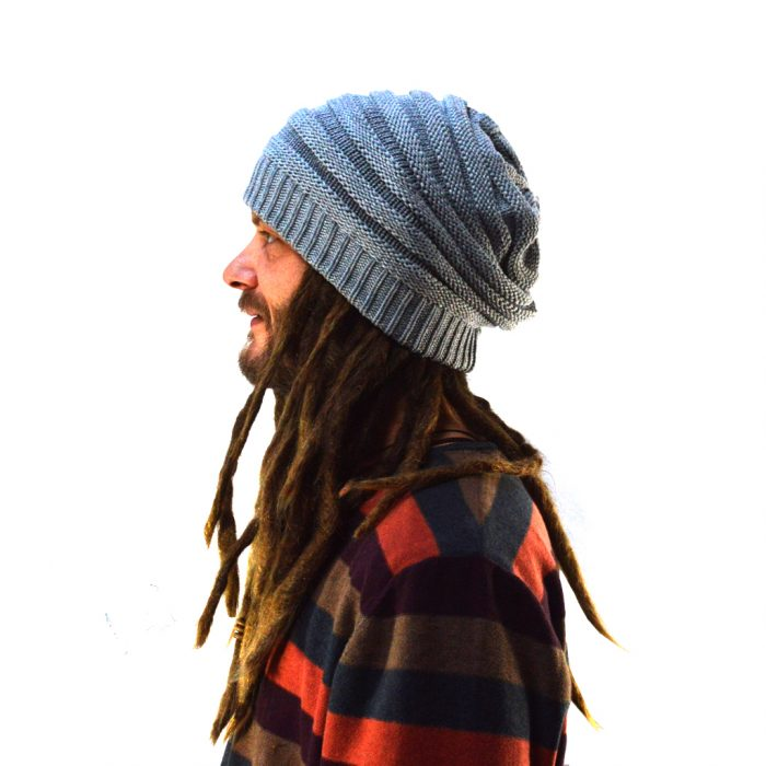 Knitted Beanie Wooly