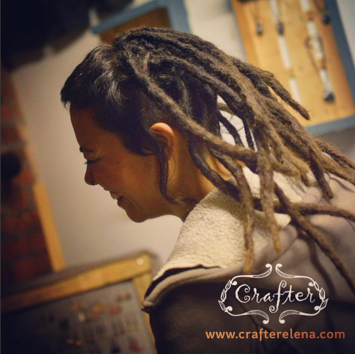 dreadlcoks and undercuts by CrafterElena in Manchester
