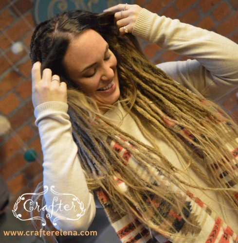 dreadlocks manchester competition by Crafterelena