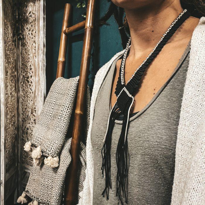 accessories, beautiful necklace, burnt orange, brown, handmade jewellery, handmade necklace , ladies necklace, macrame necklace, macrame technique, neck accessories, handmade, present for her, threaded macrame, threaded necklace, women's accessories, mens necklace, mens accesories, men, mens jewellery, unisex,