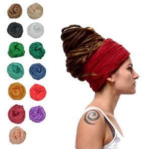 Dread Scarf Colour Options