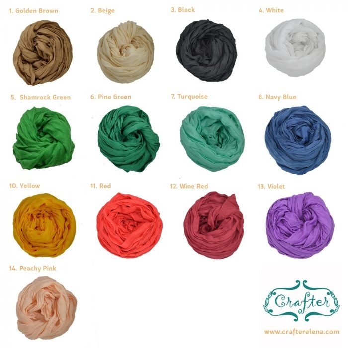 Scarf Colours