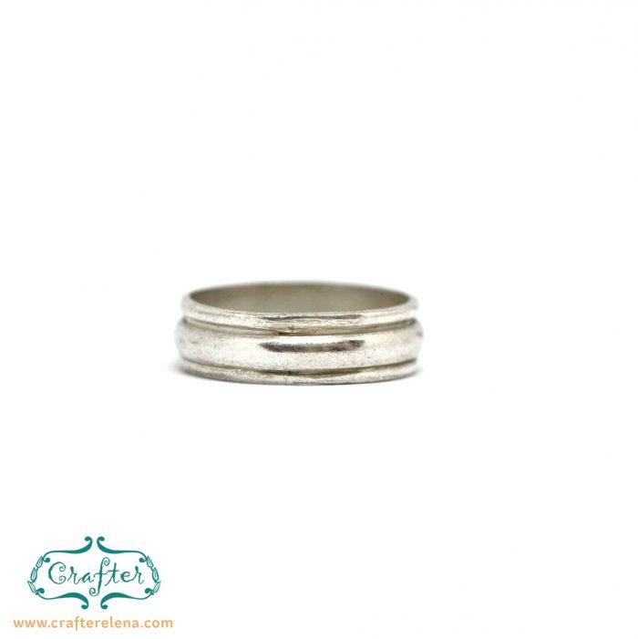 Tuareg spinner Ring