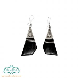 Tuareg Modern Spear Earrings