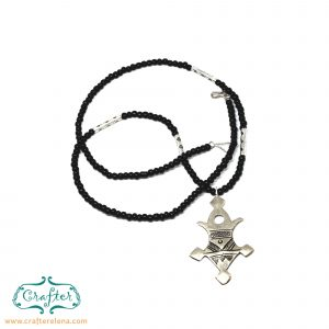 Tuareg Tribal Emblem Necklace