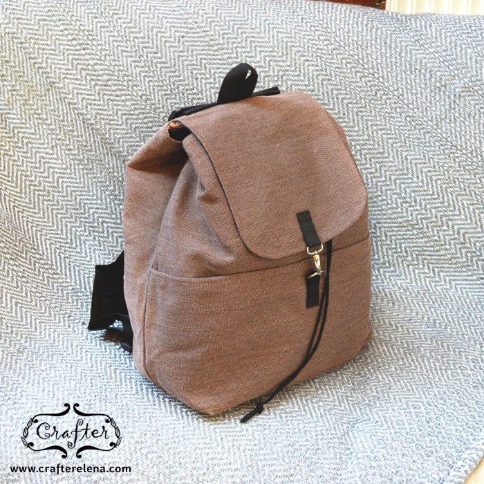 backpack, summer bag, cotton, festival , music festival
