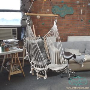 swing hammock chair