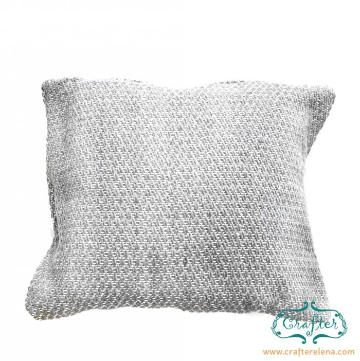 pillow kilim Moroccan wool