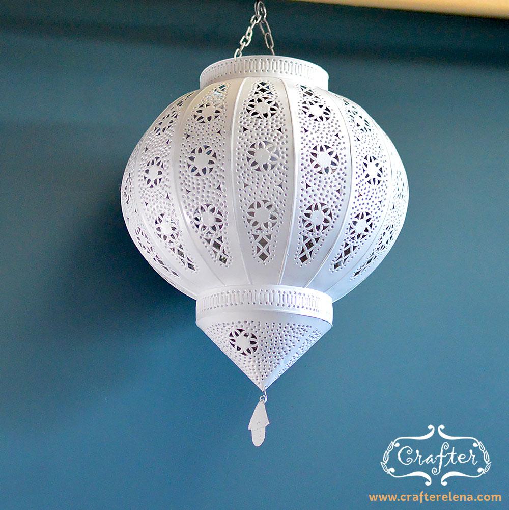 morocco lantern ceiling lamp