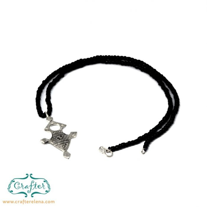 Tuareg pendant Talisman Necklace