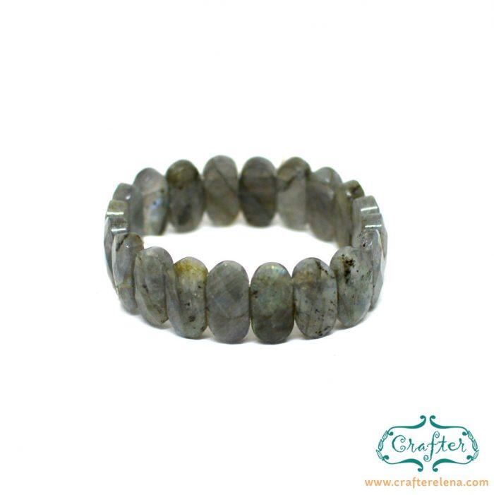 Labradorite-grey-stone-bracelet