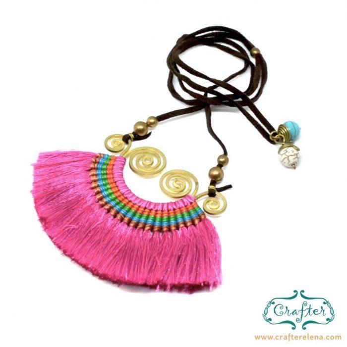 fan-tassel-hoop-thailand-earrings-purple-crafterelena