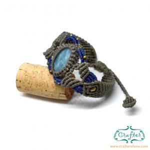blue-jade-macrame-bracelet-grey-handmade-hippie