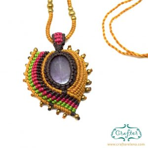 macrame-orange-amethyst-thailand-crafterelena