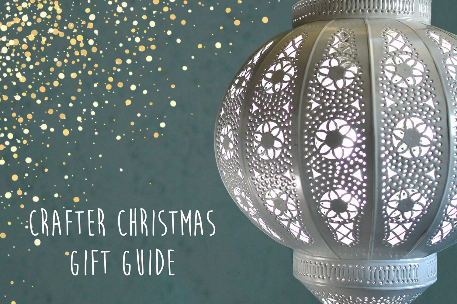 Crafter Christmas Gift Guide