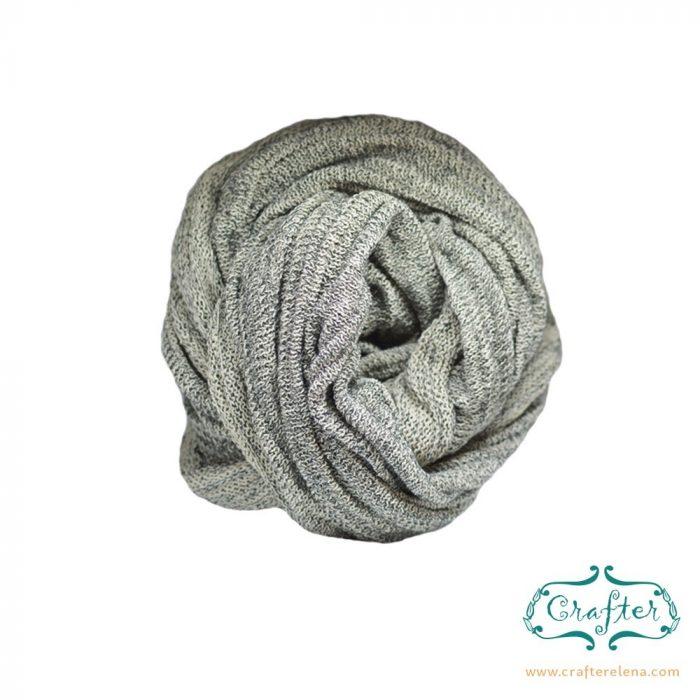 Infinity Scarves grey