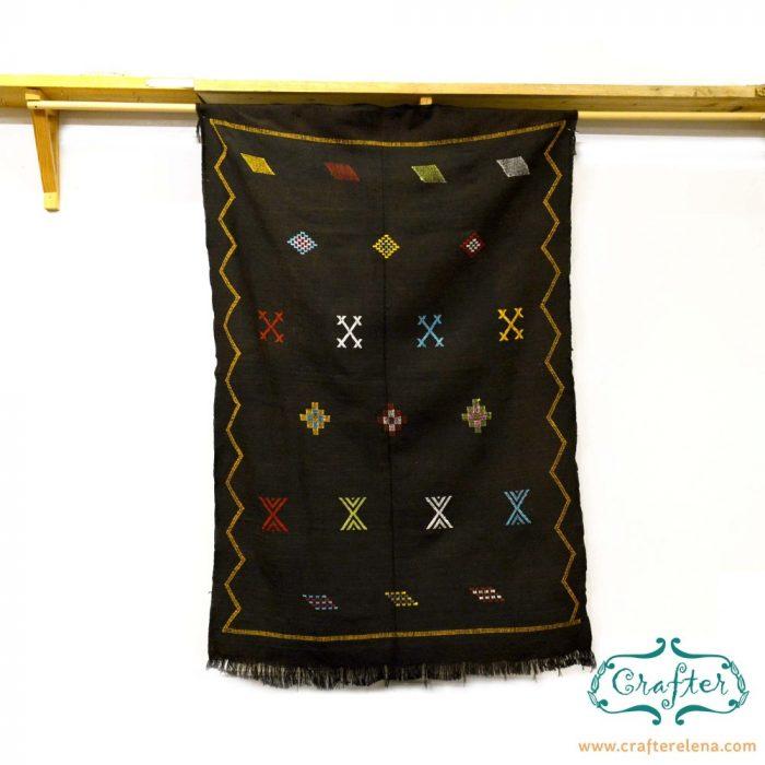 Moroccan Rug Cactus fibre