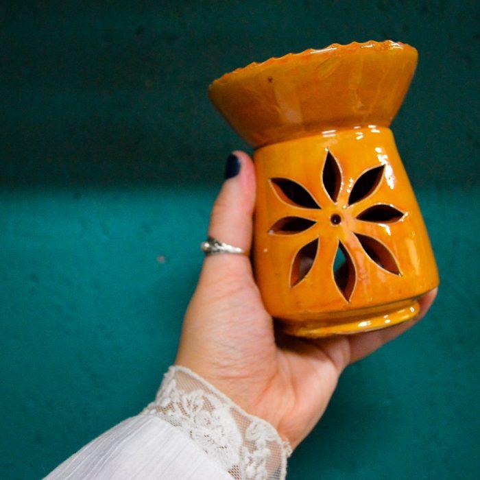 Ceramic Oil Burner Wax Melt