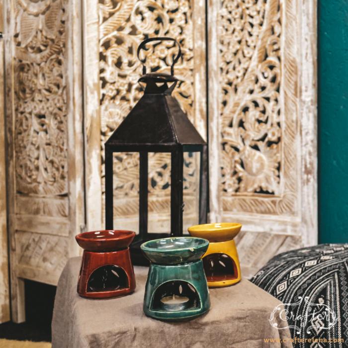 Oil Burner Lifestyle Morocco bohostyle homedecor