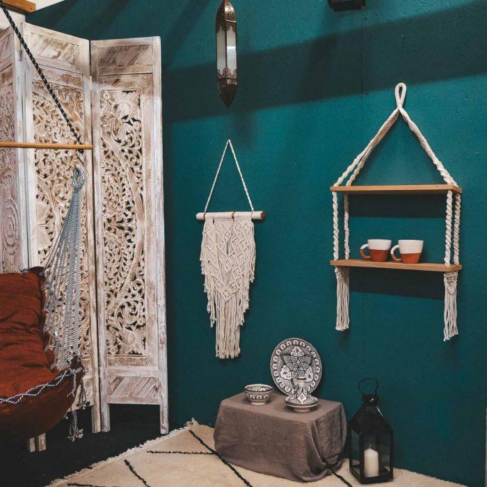 Boho Lifestyle home Moroccan Tagine Pot Set Plate Bowl CrafterElena-2 Lifestyle