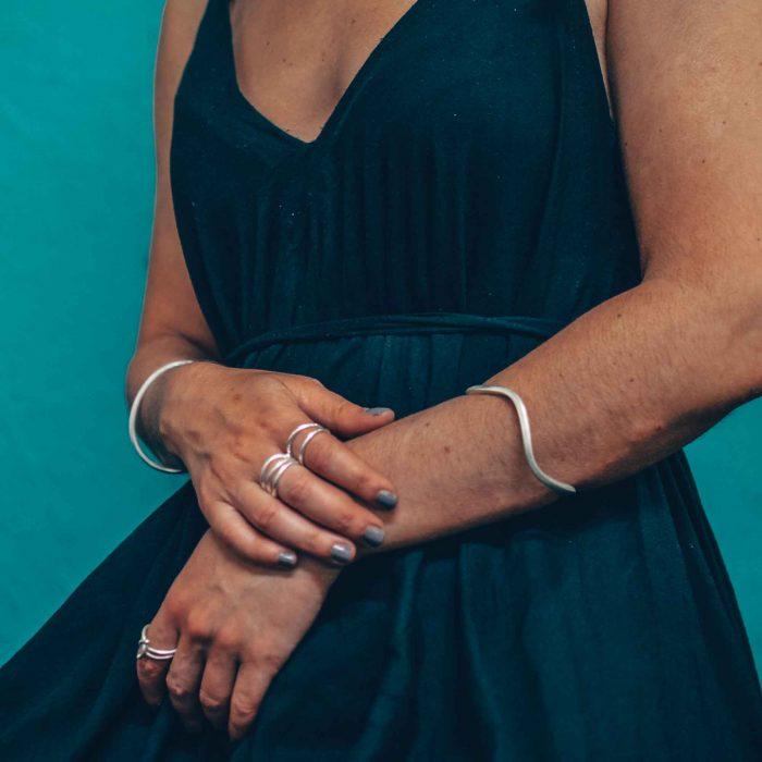 Balinese Silver Bracelet