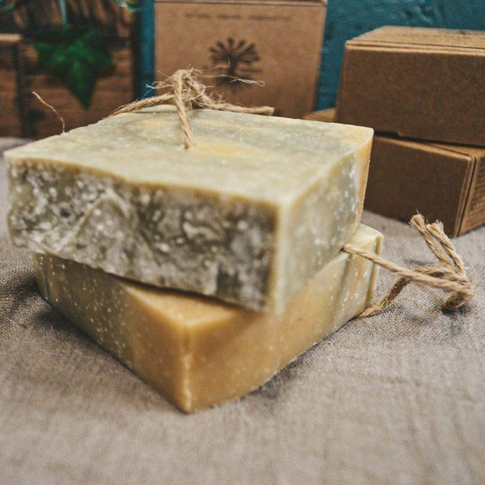 Herbal Dreadlock Soap Bar
