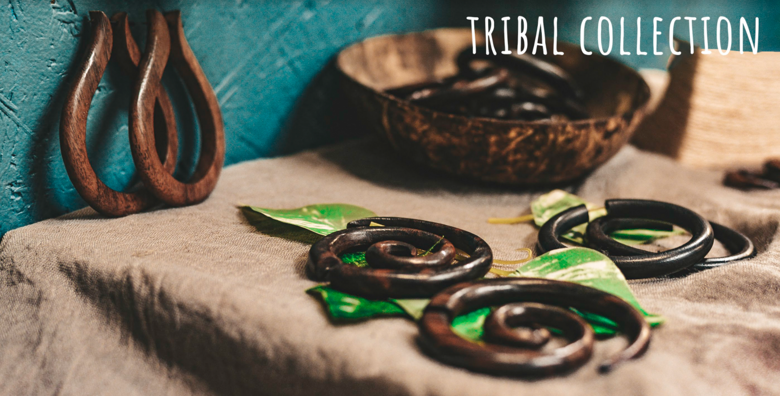 Introducing the New Tribal Jewellery Collection