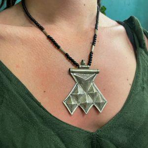 Tuareg Geometric Necklace