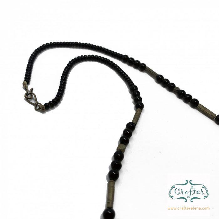 Tuareg Onyx Spacers Chain